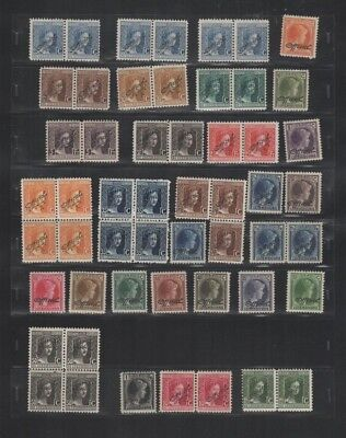300 BGL Luxembourg - G.D. Charlotte & Marie-Adelaide OFFICIEL MH/MNH stamps