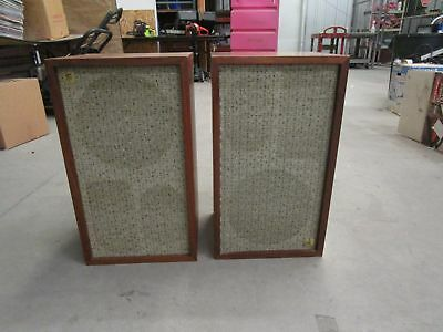Vintage Speakers AR-2a Acoustic Suspension Loudspeaker System 1960-1969 (140)