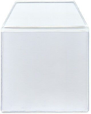 25 View-Master Deluxe 5mil Clear Poly Protective SLEEVES BAGS for 3 Reel Packets