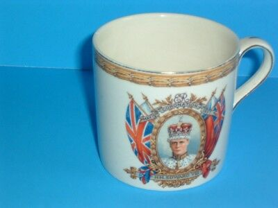 King Edward VIII  Cup - Grindley England