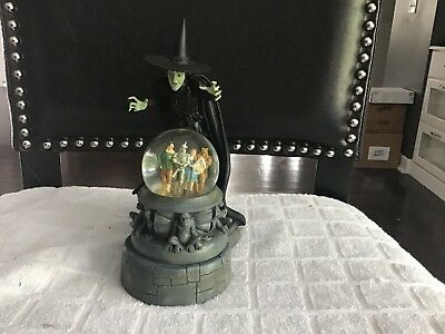 Wizard Of Oz The Wicked Witch Of The West & Her Black Magic Ball