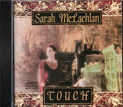 Sarah McLachlan - Touch (1989 CD) New