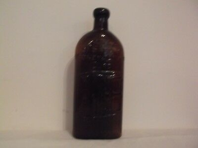 CR) Antique Warner's Safe Kidney and Liver Cure Bottle Rochester New York