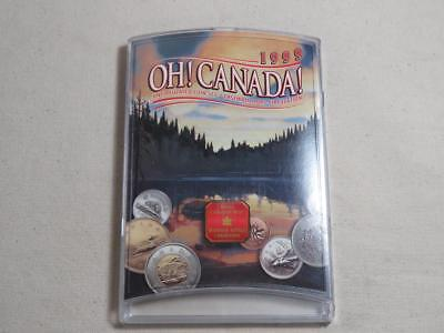 1999 Oh! Canada Uncirculated Coin Set