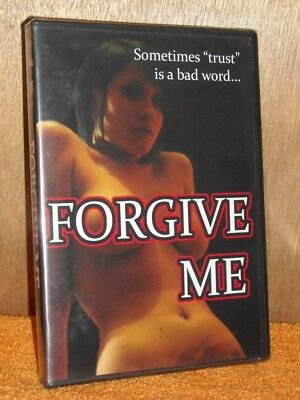 Forgive Me (DVD, 2015) sometimes trust is a bad word NEW Bill Zebub Kathy Rice