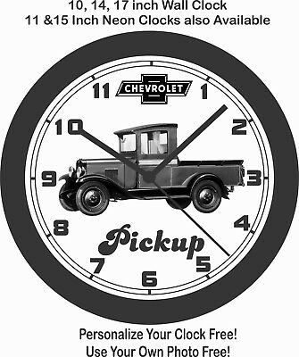 1941 Dodge Wc Half Ton Pickup Truck Wall Clock Free Usa Ship