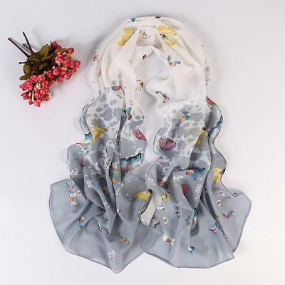 Fashion saving wind elegant wrap long shawl scarf