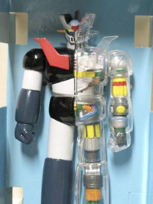 Two Mazinger Z SKELETON  Figure ◆NOT FOR SALE EDITION◆Free shipping(No.22 )