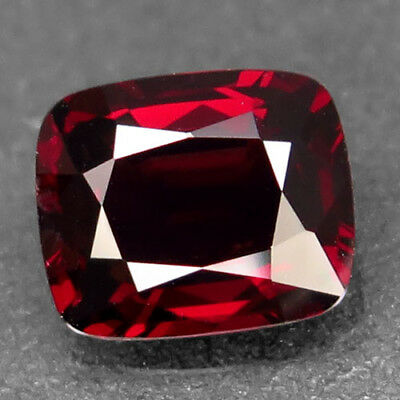 2.5ct.Picturesque Gem! 100%Natural Top Red Spinel Unheated Gem AAA Nr!
