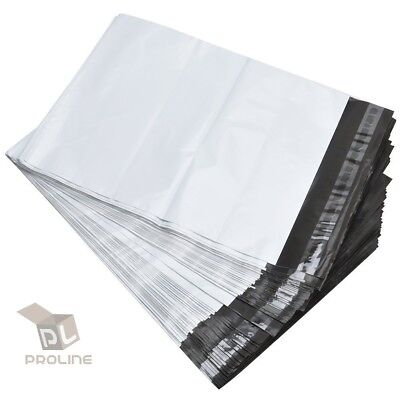 100 12x16 Poly Mailers Self Sealing Shipping Envelopes Plastic Bags 2.5 Mil