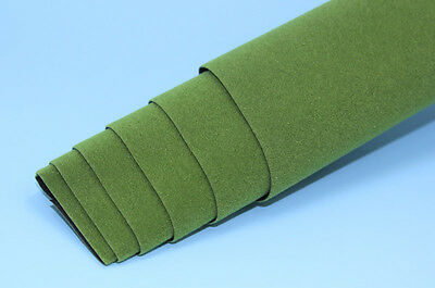Large Sheet of Faux Grass/Astro Turf for Dollhouses and Scale Models #MBGR11SM