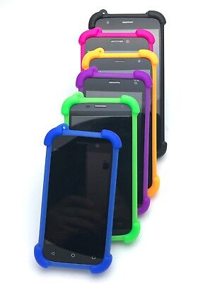 Silicone Case Cover For Alcatel 1X 5059D 5059Y/3 5052D 5052Y 5052A/7 6062W