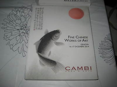 Cambi Gevova Catalogue Fine Chinese Works Of Art Dec14 English Italian