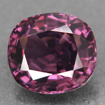4.78ct.Charming Gem! 100%Natural Top Purlish Pink Spinel Unheated AAA BIG Nr!