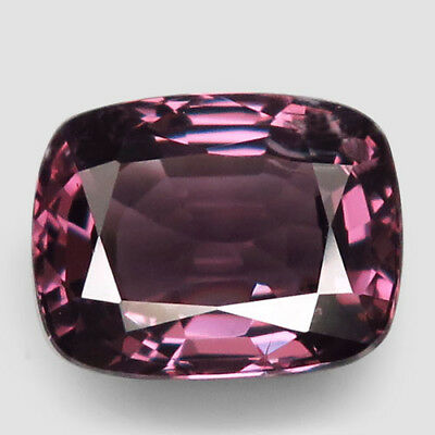 5.21ct.Brilliant Gem! 100%Natural Rich Pink Purple Spinel Unheated AA Giant Nr!