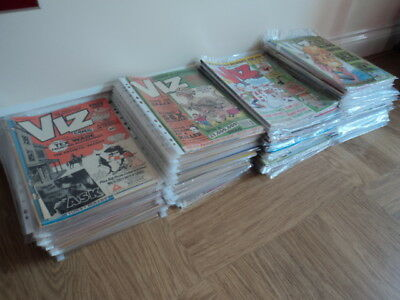 Viz Comics No 21 to 204 COMPLETE, ORIGINAL & GENUINE & IMMACULATE