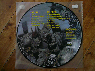 Demented are go - tangenital madness - picture disc LP