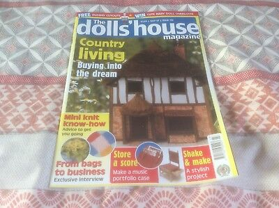 The Dolls' House Magazine Issue 110 July 2007 Country Living