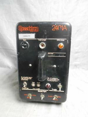 Speedotron 2401A Power Pack Black 800-400ws for Parts or Repair