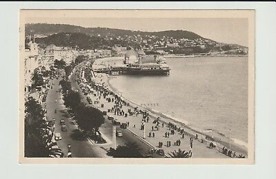 Monaco Stamps Picture Postcard 1939 Nice Rare Postal History Collection