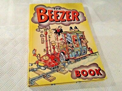 The  BEEZER BOOK..1962.No.5..Lovely clean copy,,,,dandy copy