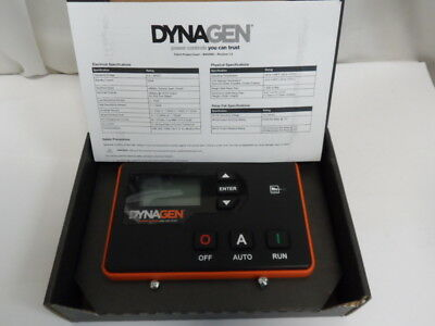 DynaGen TOUGH Series TG410 Generator Controller (O11550-1 B1)