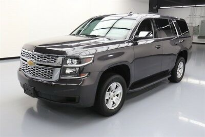 Chevrolet Tahoe Commercial Texas Direct Auto 2016 Commercial Used 5.3L V8 16V Automatic RWD SUV OnStar