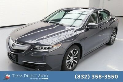 Acura TLX Tech Texas Direct Auto 2015 Tech Used 2.4L I4 16V Automatic FWD Sedan Premium