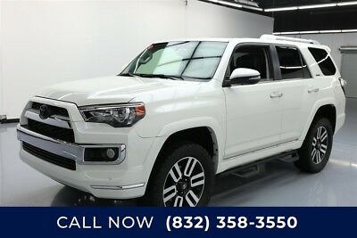 Toyota 4Runner Limited 4dr SUV Texas Direct Auto 2016 Limited 4dr SUV Used 4L V6 24V Automatic RWD SUV