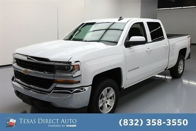 Chevrolet Silverado 1500 LT Texas Direct Auto 2018 LT Used 5.3L V8 16V Automatic 4WD Pickup Truck OnStar