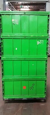 Trolley Klappboxen Furniture Dog Rollkisten Container Warehouse Container