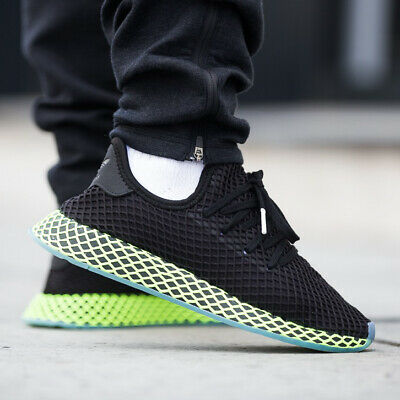 ... new images of Adidas Deerupt Runner Sneakers Core Black Size 8-12 Mens  NMD Boost ... 540a25ade