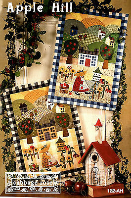 Apple Hill ~ Quilt Quilting Pattern ~ by Cabbage Rose 132-AH
