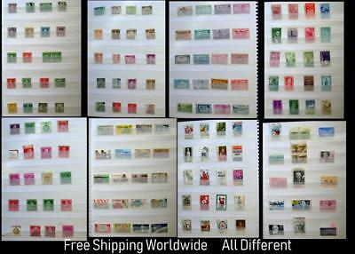 Great Stamp Collection From America US United States All Different Free Postage