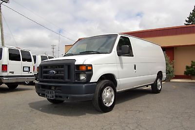Ford E150 Cargo Van 2014 MODEL FORD E150 CARGON VAN, RUNS AND DRIVES GREAT....UNIT# 3885T