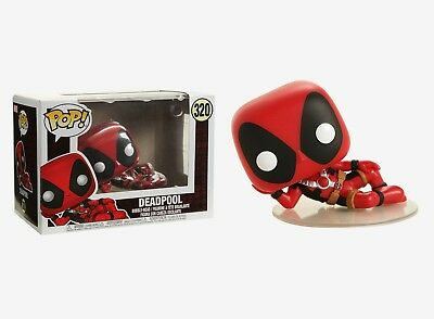 Funko Pop Deadpool Bobble-Head Item #30850