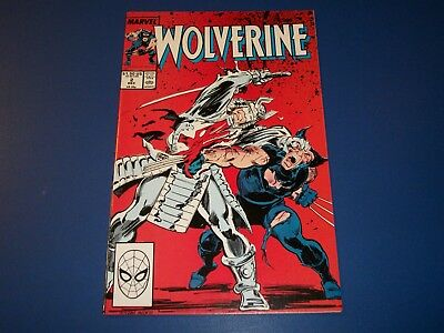 Wolverine #2 1st Series Key Issue Wow VF+ Beauty