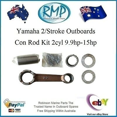 A Brand New RMP Conrod Kit Suits Yamaha 9.9hp-15hp # R 650-11651-00