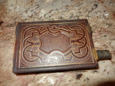 Antique 1800's Photo Album ~ 77 Photos