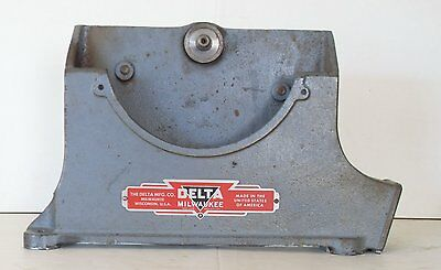 Delta Rockwell 34-305,34-307 Tilting Top Table Saw - Base & Arbor & Bearings