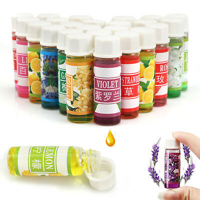 24 PCS (12 Scent) Essential Oil Home Fragrance Set For Air Diffuser Aromatherapy