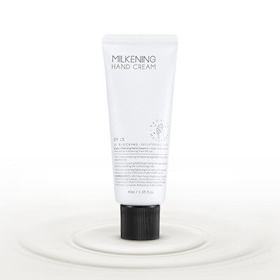 [A'PIEU] Milkening Hand Cream SPF15 Brightening 40ml