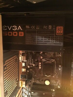 EVGA 500b 500w Power Supply PSU