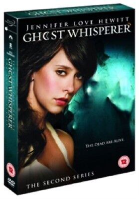 Ghost Whisperer Season 2 Series Two Second New Region 4 DVD Box Set