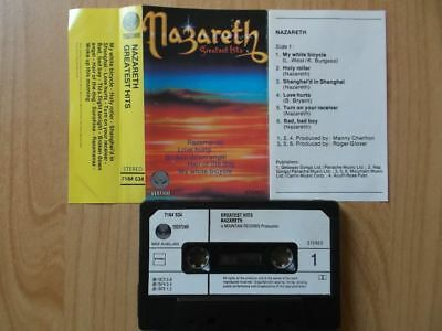 Nazareth Mc: Greatest Hits (Holland Vertigo 7164534)
