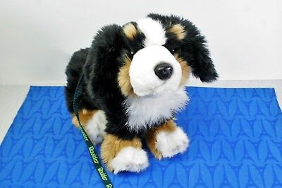 "Maplelea Girls Boulder The Bernese Mountain Dog for 18"" Dolls (American Girl )"