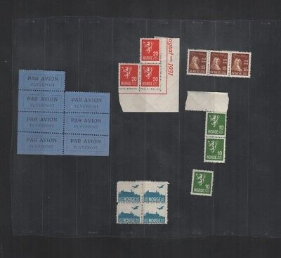 385        BGL      Norway MNH great selection please examine carefully backside