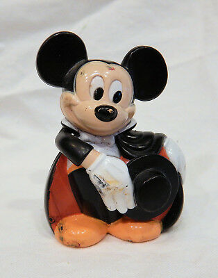 Vintage Mickey Mouse Figurine by Superior Toys