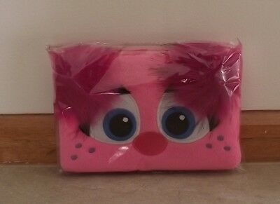 Sesame Street Abby Cadabby Pencil Case ~ New With Tags