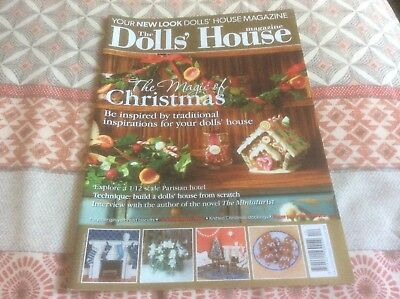 The Dolls' House Magazine Issue 199 December 2014